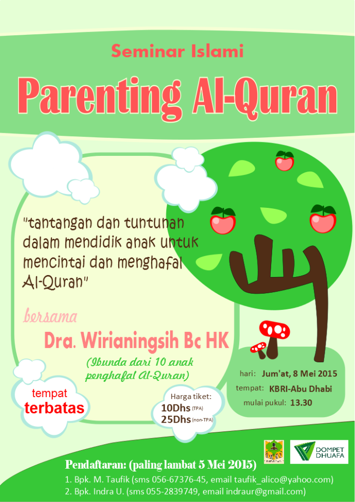 poster - parenting