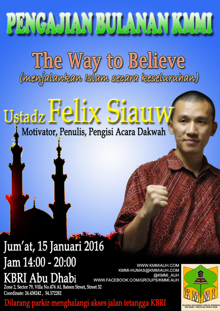 UstadzFelix flyer3 copy